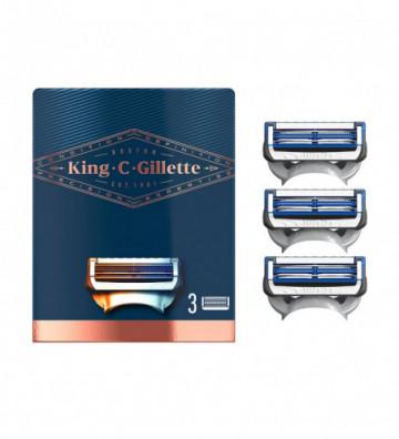 GILLETTE KING neck razor...