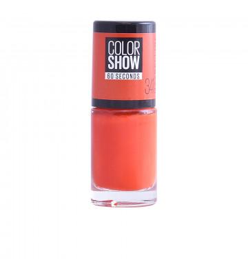 COLOR SHOW nail 60 seconds...