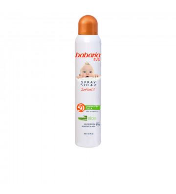 SOLAR INFANTIL SPF50...