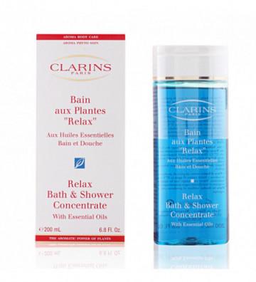 CLARINS RELAX BATH & SHOWER...