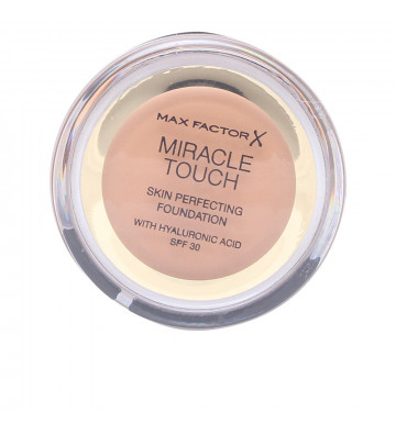 MIRACLE TOUCH liquid...